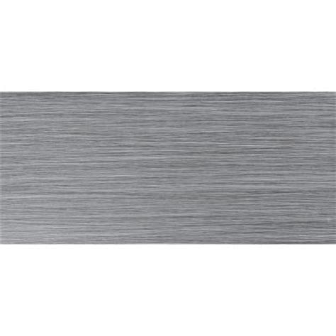 ms international metro gris 12 in x 24 in glazed porcelain floor and wall tile 16 sq ft