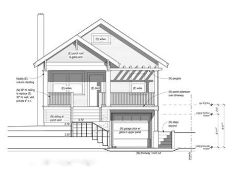 how tall is a 2 story house tips home design standard height of two story house