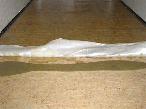 osb platten versiegeln containerboden versiegeln osb platten spanplatten