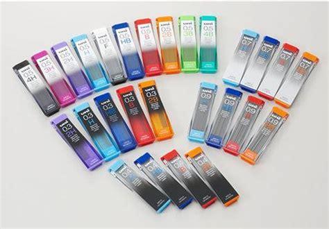 Uni Nano Dia Pencil Lead 0 5 Mm 4b Isi Pensil Mekanik 4b 0 5 Mm uni nano dia low wear pencil lead 0 3 mm