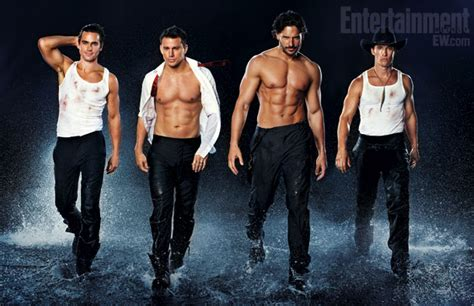 Channing Tatum's 'Magic Mike, The Musical' is Coming to