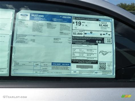 How To Find Window Sticker From Vin