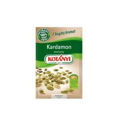 Kardamon mielony Kotanyi 10g   Polish Shop