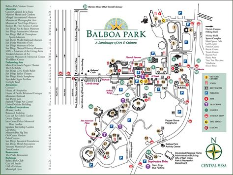 map world san diego balboa park map san diego world map 07