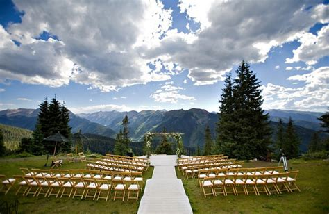 Wedding Venues In Colorado by Aspen Wedding Planner Nell Sweetly Paired