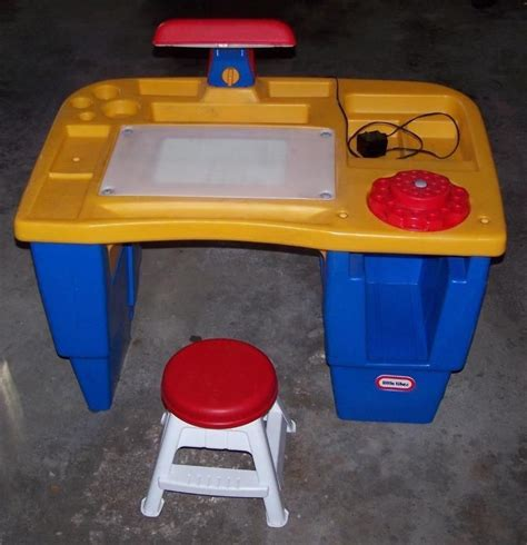 tikes 2 desk child size tikes table activity desk with