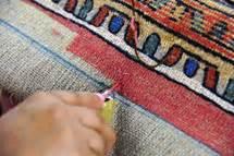 mercer rug cleaning rug repair reweaving carpet restoration hadeed mercer rug hooked woven new