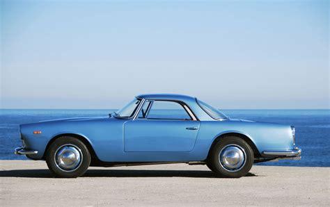 lancia flaminia touring coupe 1960 superleggera classic