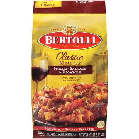Troline Detox by Bertolli Pasta Nutrition Nutrition Ftempo
