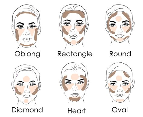 Highlight And Contour how to contour and highlight for your shape iconic