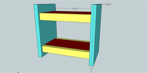 Dollhouse Bunk Bed Plans White Dollhouse Firestation Bunk Bed Diy Projects