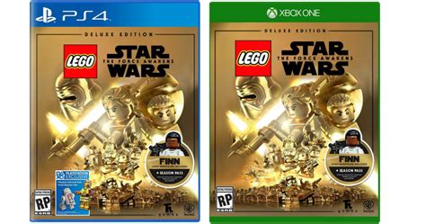 lego wars awakens deluxe edition ps4 or xbox one only 19 99 reg 69