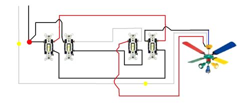 wonderful 4 wire fan switch diagram contemporary