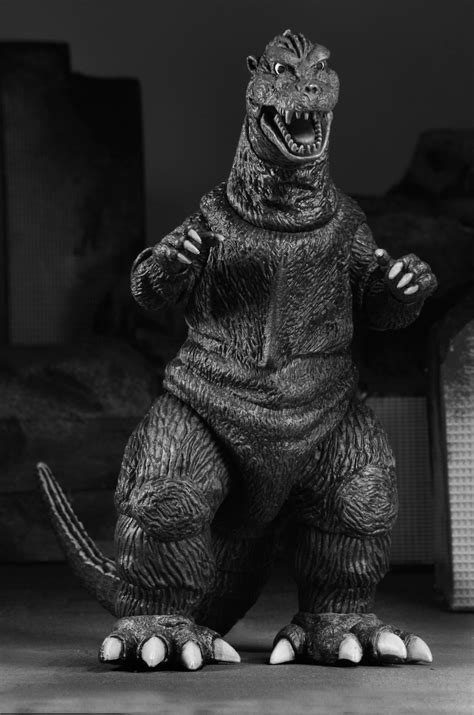 NECA Godzilla 1954 Shipping To Retailers - Now On Ebay