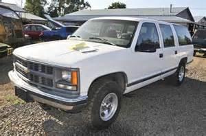 1996 Chevrolet Suburban Parts Chevrolet Suburban 2500 454 Mitula Cars