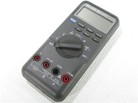 Multimeter Fluke 83 fluke 83 multimeter premier equipment solutions inc