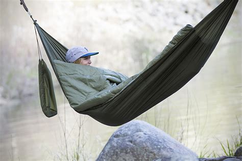 Sleeping Hammock Bison Bag Upscout Gifts And Gear For