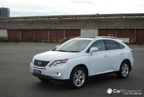 lexus car 2010 review 2010 lexus rx450h car review