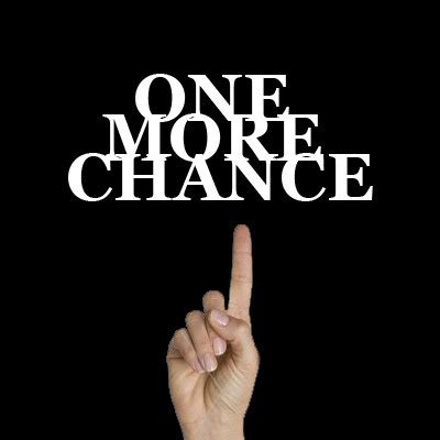 Chance One can i one more chance special islamic