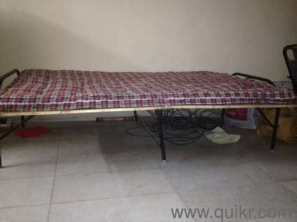King Size Folding Bed King Size Wooden Folding Bed With Mattress In Sector 52 Gurgaon Used Home Office