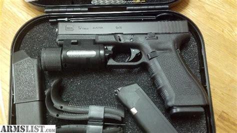 M3x Light by Armslist For Sale Trade Lnib Glock 17 4 W Insight