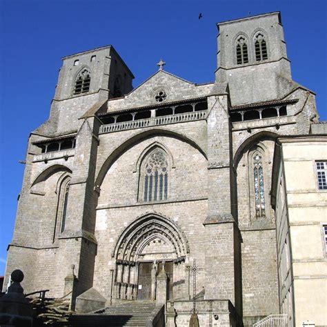 Abbaye De La Chaise Dieu by Abbaye De La Chaise Dieu Francia Arquitectura Antigua