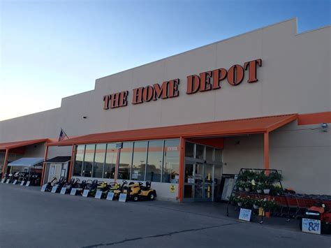 home depot fair ave san antonio