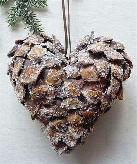 Weihnachtliche Deko Selber Machen 3002 by Omg I M Going To Make This Glue 2 Pinecones Together To