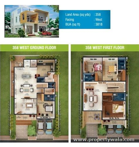 Good House Floor Plans Golden County Velemela Hyderabad Apartment Flat