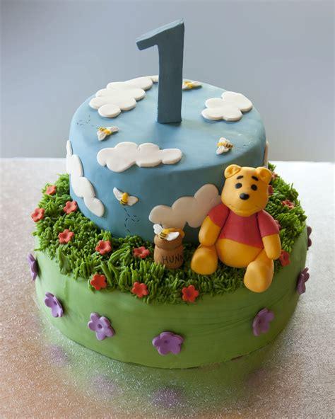 Bolo ursos  decoração e fotos
