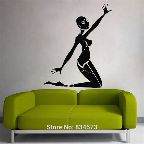 African Wall Stickers popular african bedroom decor buy cheap african bedroom