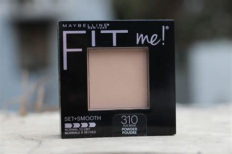 Maybelline Fit Me Set maybelline fit me set smooth powder price review indian diary
