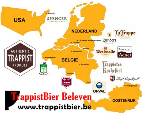 netherlands brewery map trappist the brew heso magazine