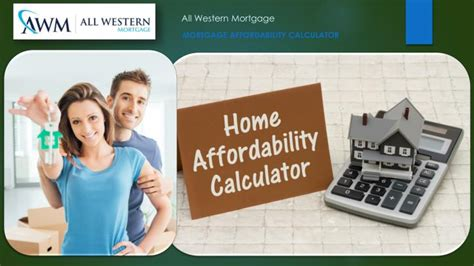 how much house can i afford mortgage calculator ppt how much house can i afford importance of mortgage affordability calculators