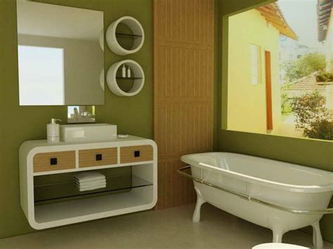 paint accent wall 40 creative ideas for bathroom accent walls designer mag
