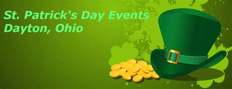 s day concerts 2016 st patrick s day events dayton oh