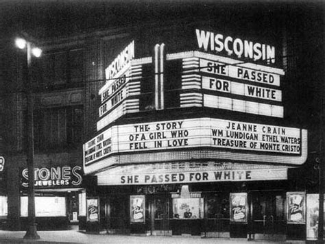 astor theater history page