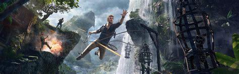 the art of uncharted 4 fine di un ladro multiplayer edizioni uncharted 4 fine di un ladro una nuova promo art per uncharted 4 fine di un ladro
