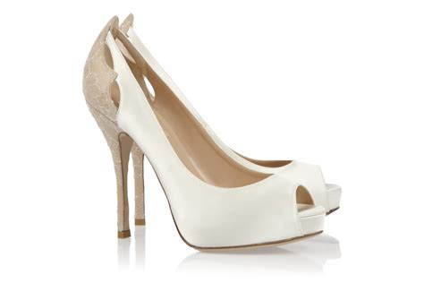 Peep Toe Wedding Shoes by Peep Toe Wedding Shoes For Every Style Fashionable