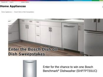 Dish Sweepstakes - the 2016 bosch dish on dish sweepstakes sweepstakes fanatics