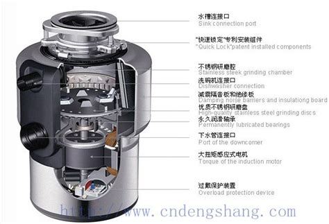 what is a kitchen sink garbage disposal china kitchen