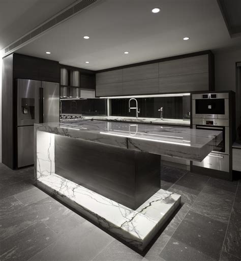 modern interior kitchen design ultra modern aesthetic