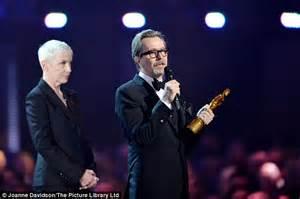 gary oldman mars gary oldman leads brits tribute to bowie alongside annie
