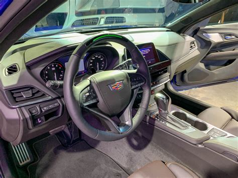 Cadillac Ct4 2020 by Modestly Powered 2020 Cadillac Ct4 V Arrives As Ct5 V S