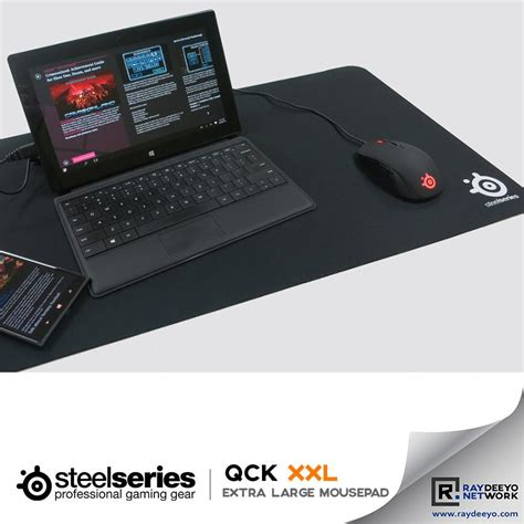 Gaming Desk Pad Steelseries Qck Large Desk Size End 9 22 2017 9 15 Am