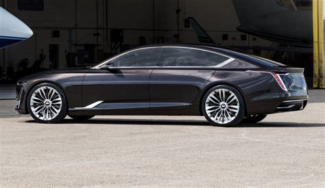 future cadillac 2018 cadillac escala shows the future of caddy models