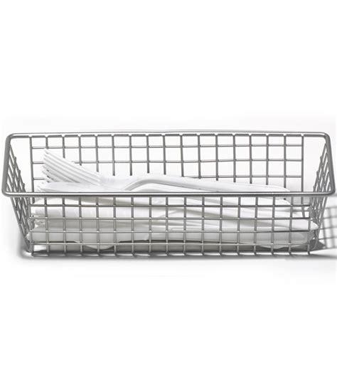 9 inch drawer organizer 3 x 9 inch wire grid drawer organizer nickel in wire baskets