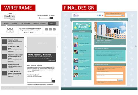 web layout wireframe wireframe web design st exle2 planning resources