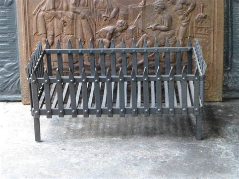 Basket Fireplace Grate by 19th Century Fireplace Basket Or Grate At 1stdibs