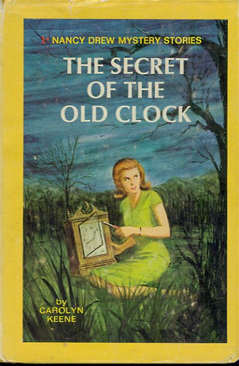 the book nancy carolyn keene nancy drew books